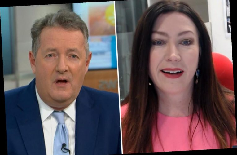 Piers Morgan praises The Sun's 'excellent' Jabs Army campaign as 28k sign up to volunteer in Covid vaccination centres