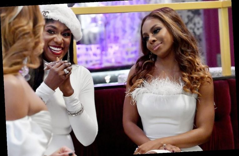 'RHOP': Wendy Osefo Is Not Satisfied With Monique Samuels' Apology To Candiace Dillard