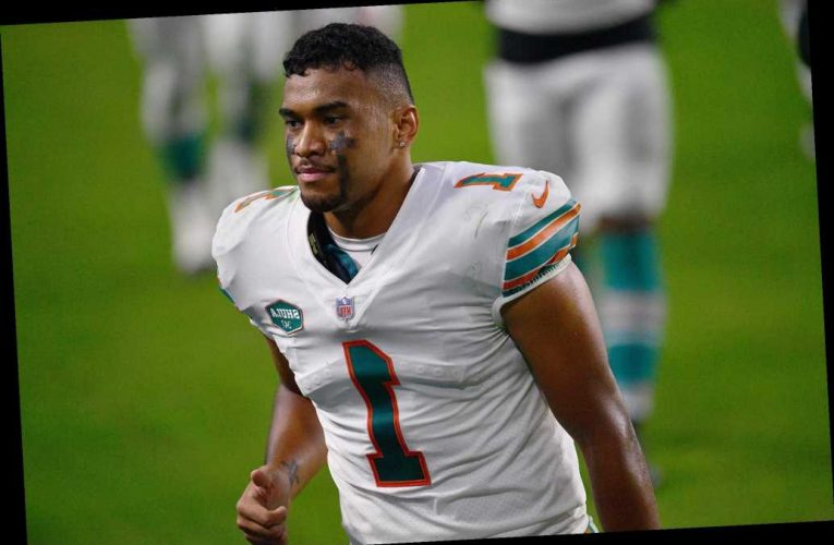 Dolphins players question if Tua Tagovailoa is right QB