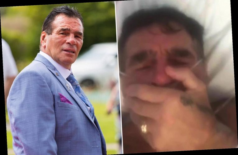 Big Fat Gypsy Wedding Star Paddy Doherty's heartache at missing sister's funeral amid Covid battle