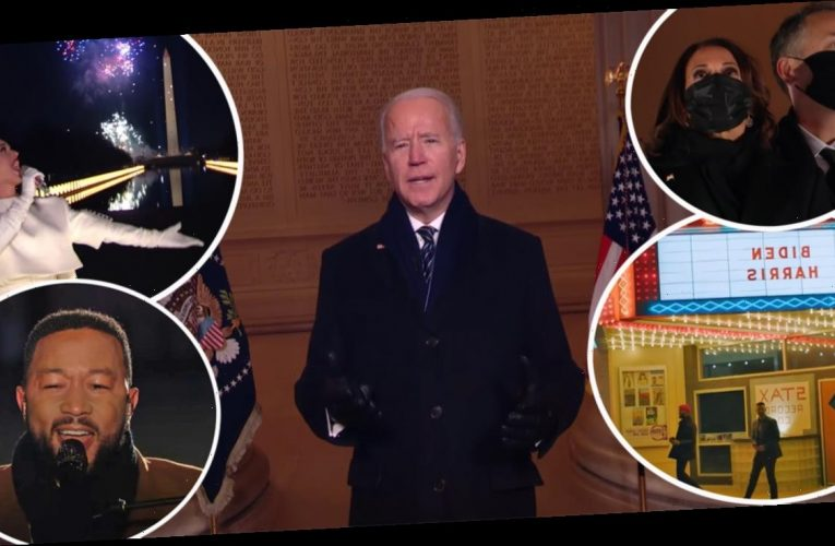 Joe Biden's Celebrating America: Watch The Full Speeches & Performances From Katy Perry, John Legend, & More!
