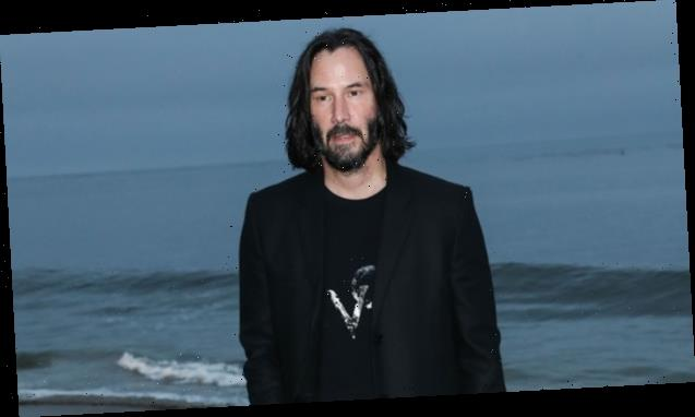 Keanu Reeves, 56, Looks Incredibly Buff While Shirtless On The Beach — See Sexy New Pics