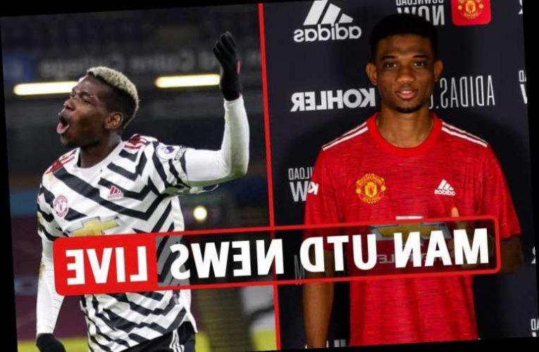 5.15pm Man Utd transfer news LIVE: Diallo unveiled, Erling Haaland LATEST, Fosu-Mensah leaves club, Trippier update