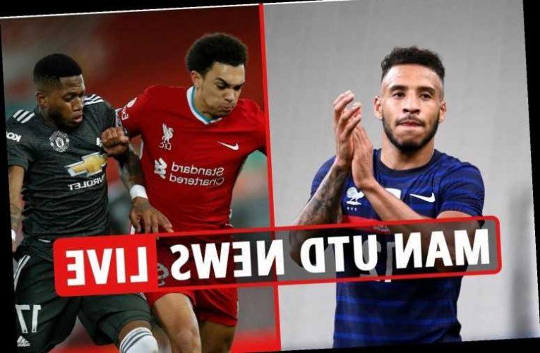 7.45am Man Utd transfer news LIVE: Tolisso interest, Pogba future, Eriksen LATEST, Sancho UPDATE, Liverpool build-up