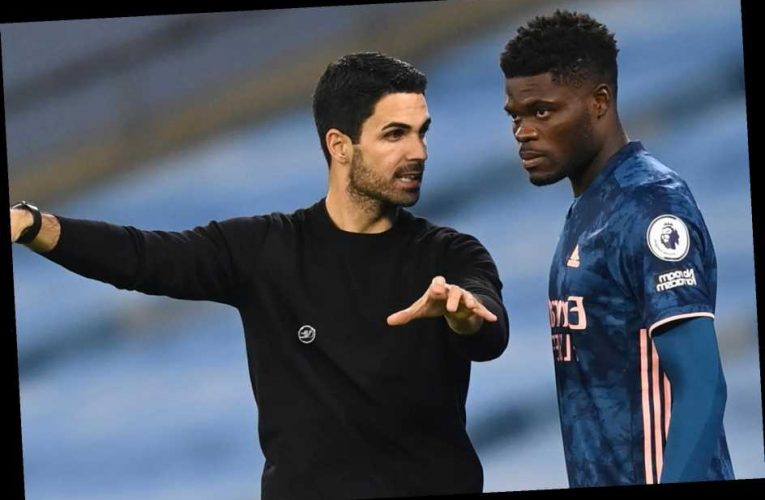 Arsenal star Thomas Partey set for return from injury and will 'transform' team as Mikel Arteta hails 'enormous talent'
