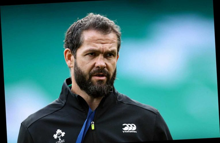 Andy Farrell says Ireland are 'not far off England and France at all' ahead of Six Nations opener in Wales