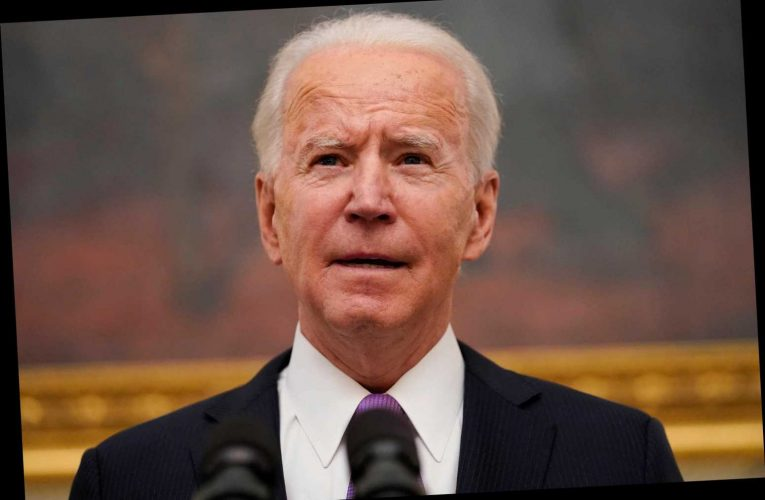 What did Joe Biden say in his speech today, January 21 2021?