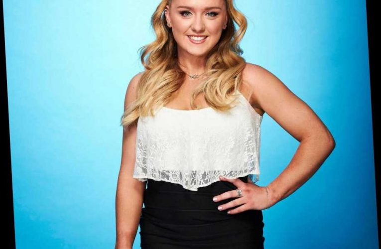 Who is Denise Van Outen's Dancing On Ice replacement Amy Tinkler?