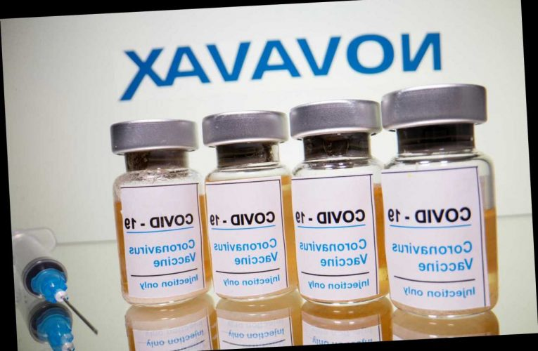 Who owns Novavax and where is the vaccine made?