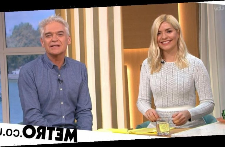 Why isn't Holly Willoughby on This Morning today?