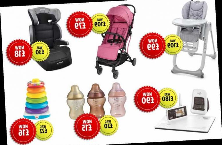 Asda launches massive sale on baby items including Tommee Tippee