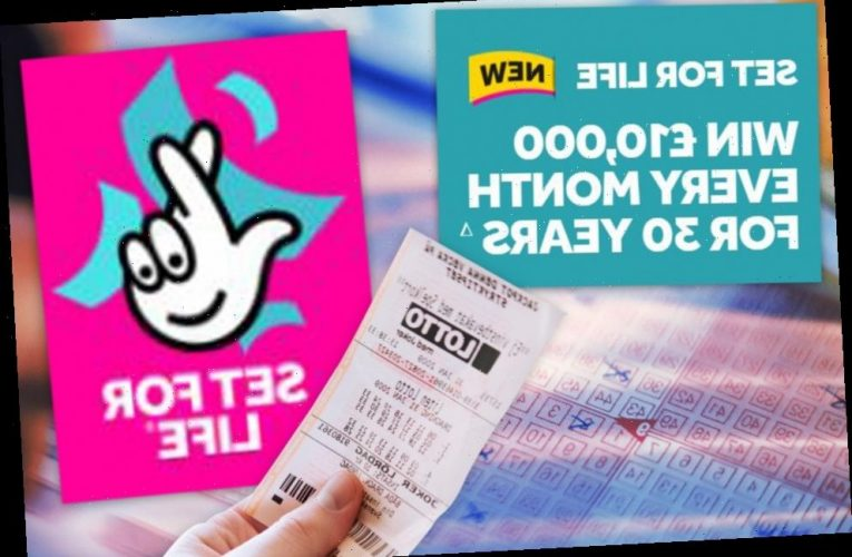 Lottery results LIVE: National Lottery Set For Life draw tonight, January 7, 2021