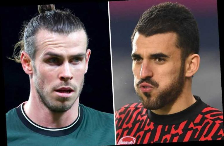 Arsenal star Dani Ceballos defends rival Tottenham ace Gareth Bale over poor loan and says Prem 'not easy'