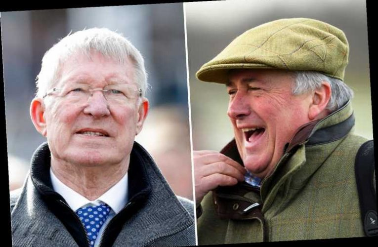 Sir Alex Ferguson's horse running at Doncaster is 'best chance' today says delighted trainer Paul Nicholls