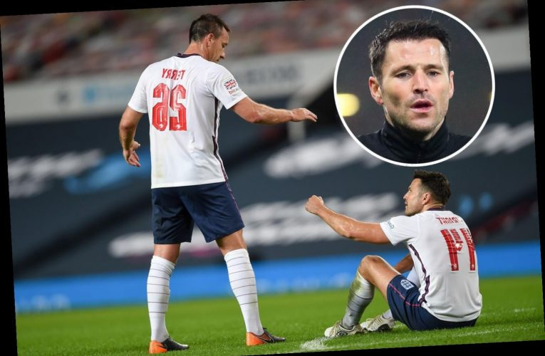 Chelsea legend John Terry so stunned by Mark Wright at Soccer Aid he sent him encouraging text to play in Championship