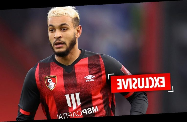 Josh King pricing himself out of Everton transfer as Bournemouth contract rebel demands £120k a week