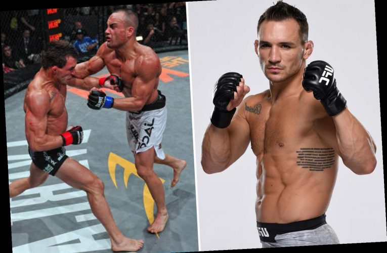 Meet Michael Chandler, the unknown and best MMA fighter you've never heard of ahead of UFC 257 fight with Dan Hooker