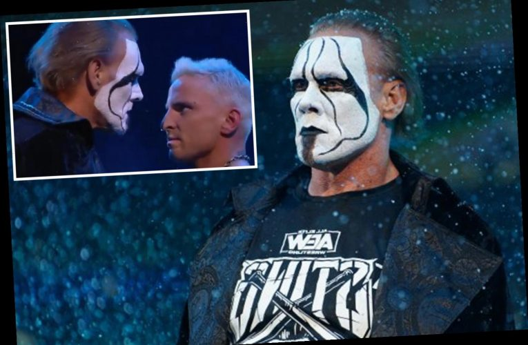 WWE legend Sting comes out of retirement as AEW confirm his first match in six years next month