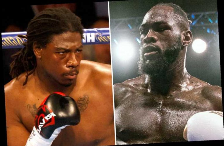 Deontay Wilder in talks to fight Charles Martin – who Anthony Joshua destroyed in two rounds – if Fury trilogy falters