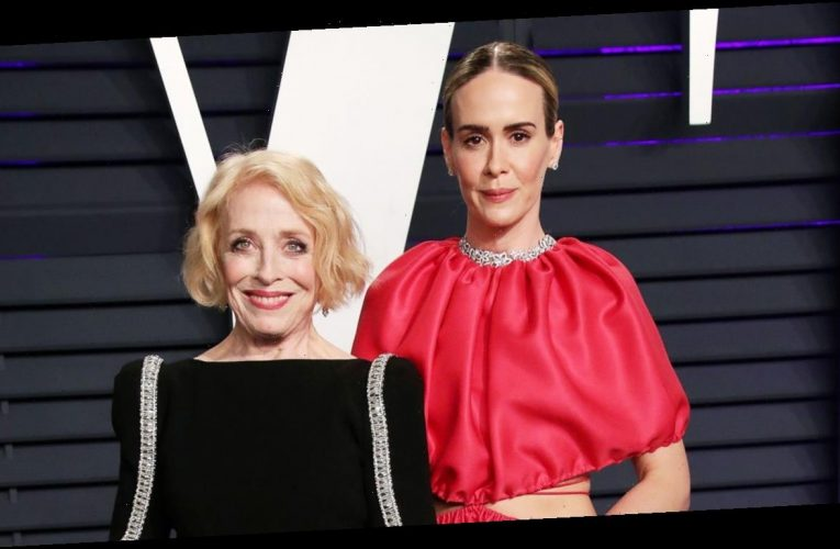 Sarah Paulson's 78th Birthday Tribute to Holland Taylor Will Make You Swoon