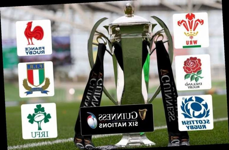 Six Nations 2021 fixtures: Kick-off times, TV channel, schedule and live stream for England, Ireland, Wales and Scotland