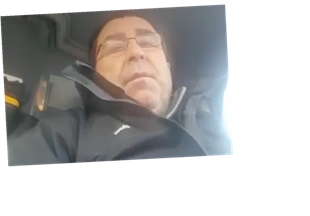 Taxi driver begs for help after making just £18 in one day in heartbreaking video plea