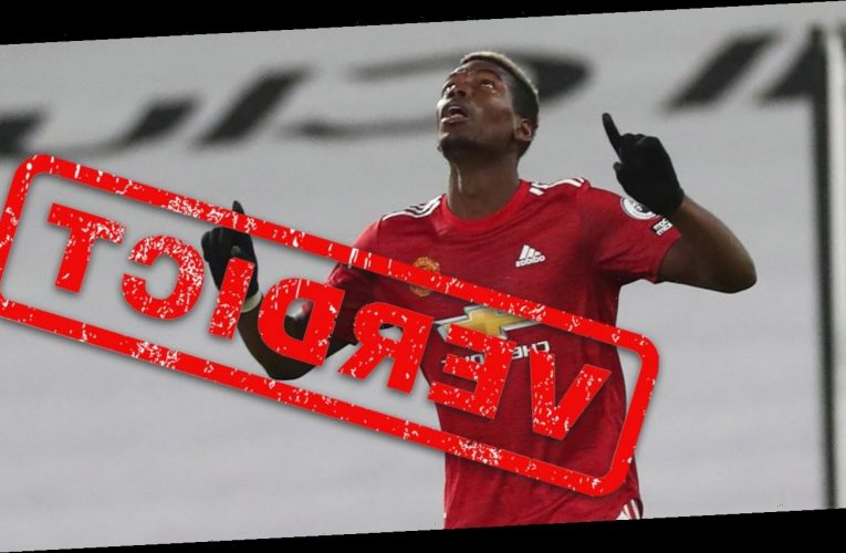 Man Utd verdict: Only coronavirus stopped United selling Paul Pogba… now he could fire them to the title