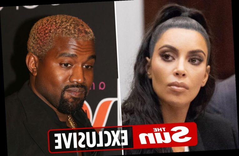 Kanye West 'terrible paranoia' forced 'inner circle to abandon him' as he splits from Kim Kardashian