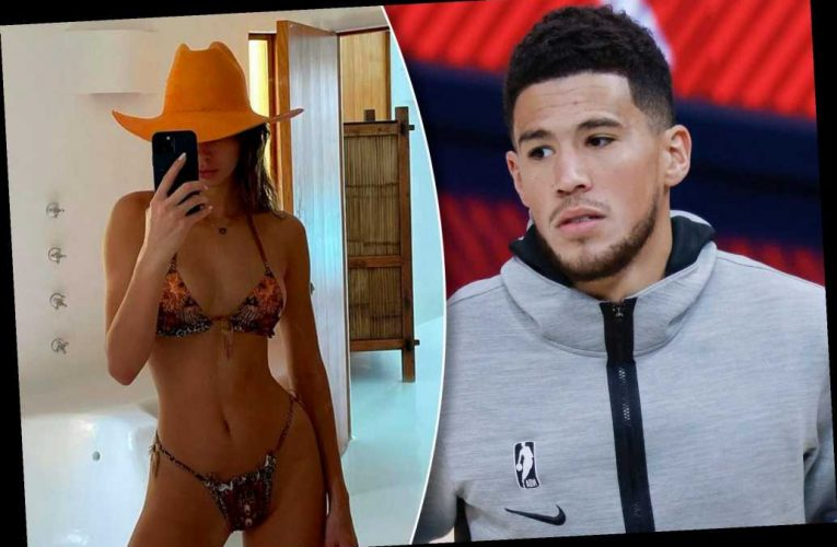 Devin Booker leaves thirsty comment on Kendall Jenner's bikini photo
