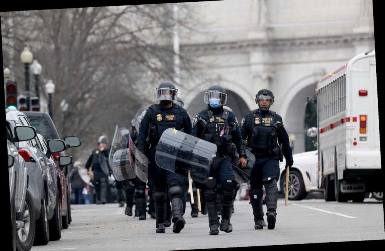 Multiple explosive devices found in DC amid Capitol chaos