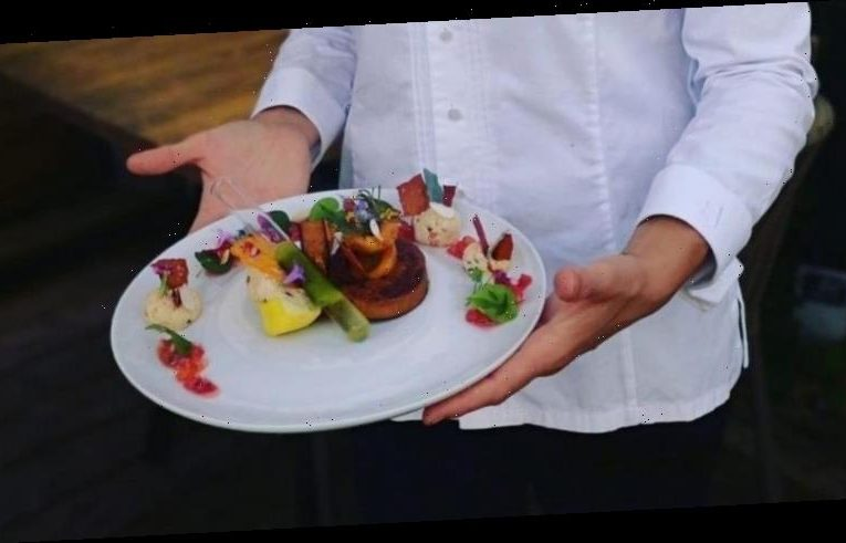 Vegan star: French restaurant makes Michelin history