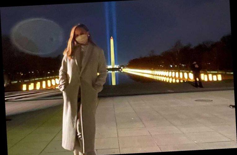 Chrissy Teigen slammed for 'tone deaf' inauguration tweet