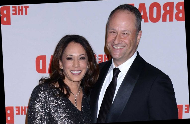 Who is Kamala Harris' husband Douglas Emhoff?