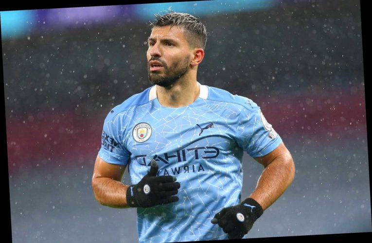 Sergio Aguero next club odds: PSG eye swoop for Man City star as Pochettino plots January moves