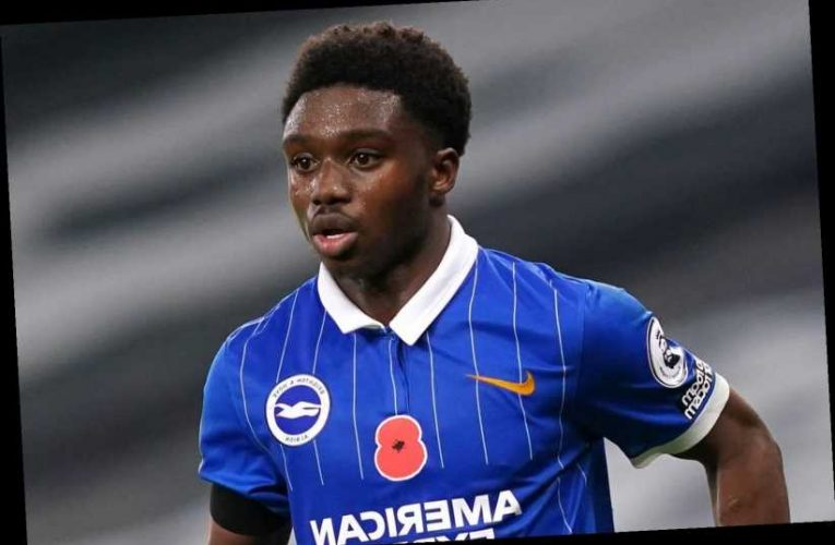 Tariq Lamptey reveals he is willing to wait for England international call-up with Brighton ace set to snub Ghana