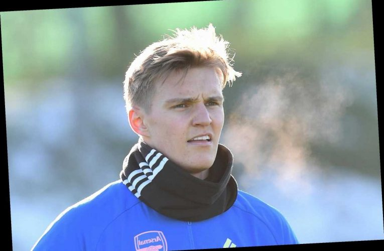 Arsenal already keen to extend Martin Odegaard's transfer beyond season loan with Mikel Arteta huge fan of midfielder