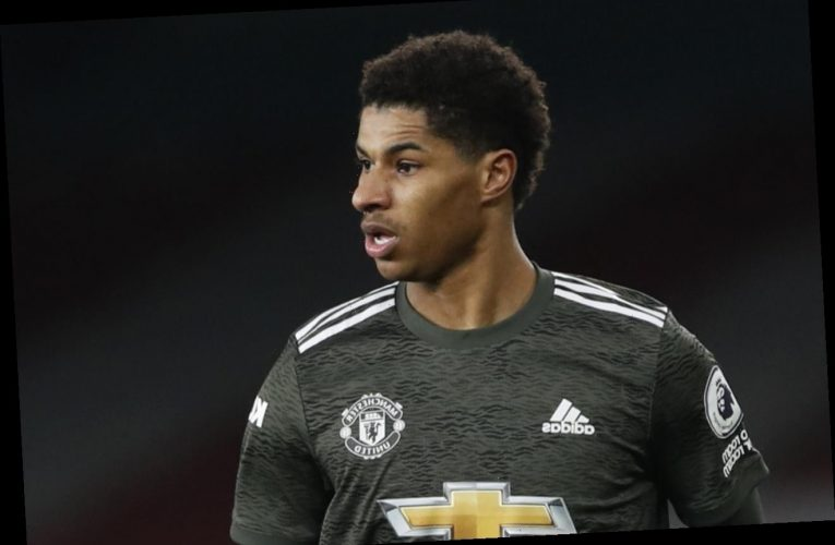 Man Utd condemn 'vile and unacceptable' Marcus Rashford abuse and call for 'more to be done' to find those responsible