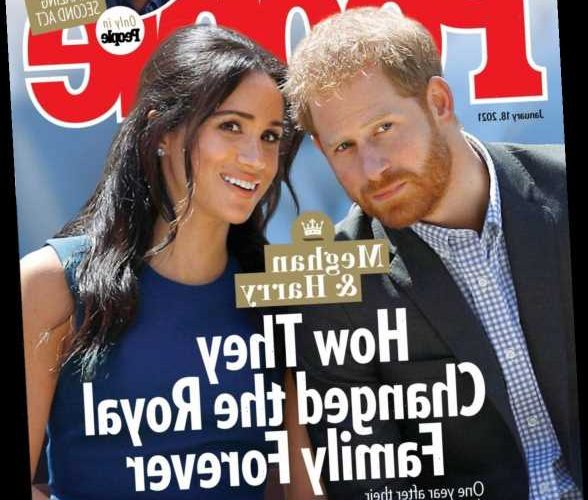 People: Prince Harry & Meghan have no regrets, one year after their Sussexit