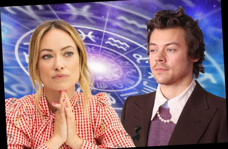 What's in store for Harry Styles and Olivia Wilde according to astrology