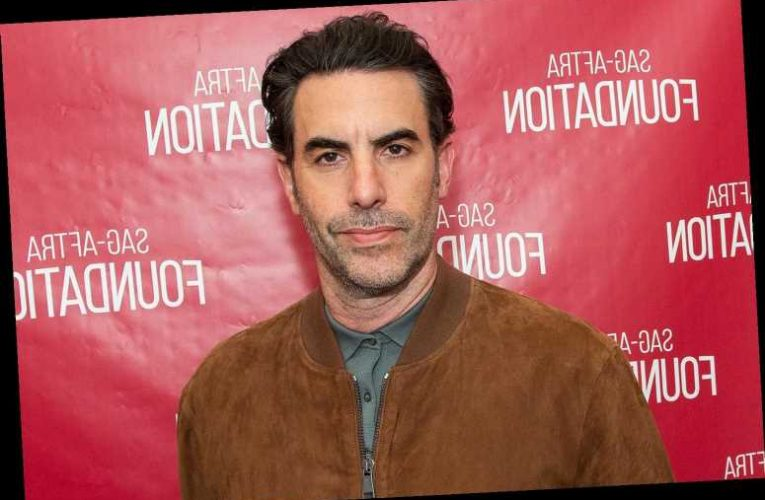 Sacha Baron Cohen Says He Revived Borat Because He 'Felt Democracy Was in Peril'