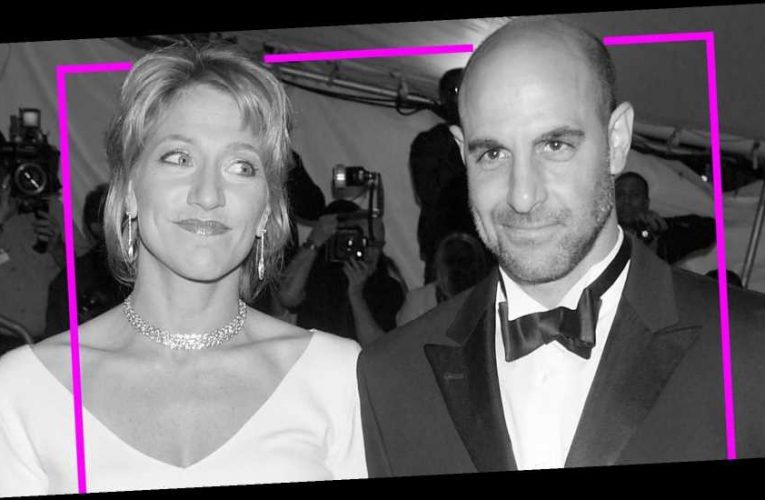 Stanley Tucci and Edie Falco's Relationship Began With a Nude Scene