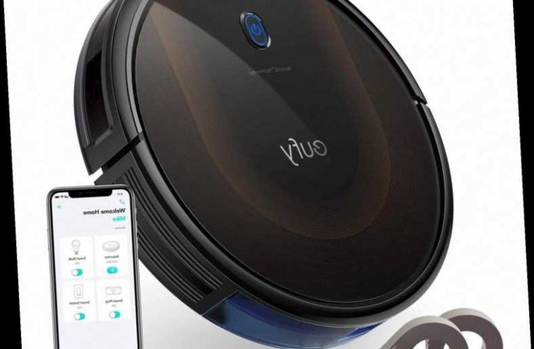 This Robot Vacuum with a Near-Perfect Rating on Amazon Is at Its Lowest Price Ever