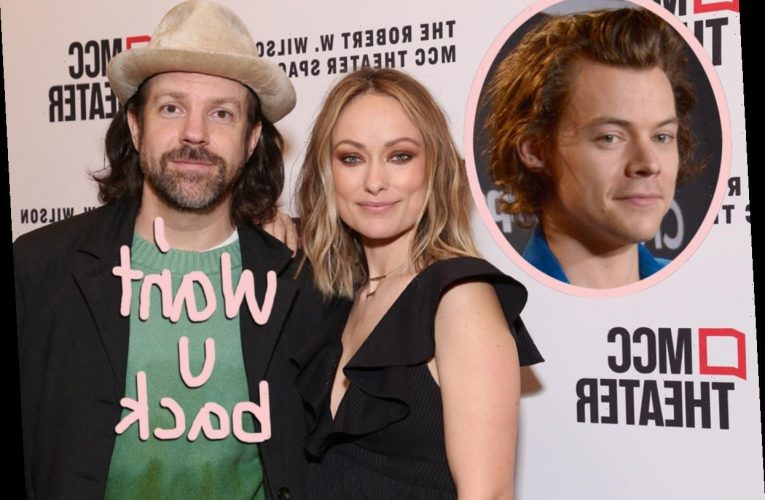 Jason Sudeikis Is 'Distraught' – And Thought He & Olivia Wilde Would Get Back Together!?
