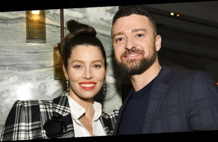 Jessica Biel Writes a Sweet Message for Husband Justin Timberlake on His 40th Birthday