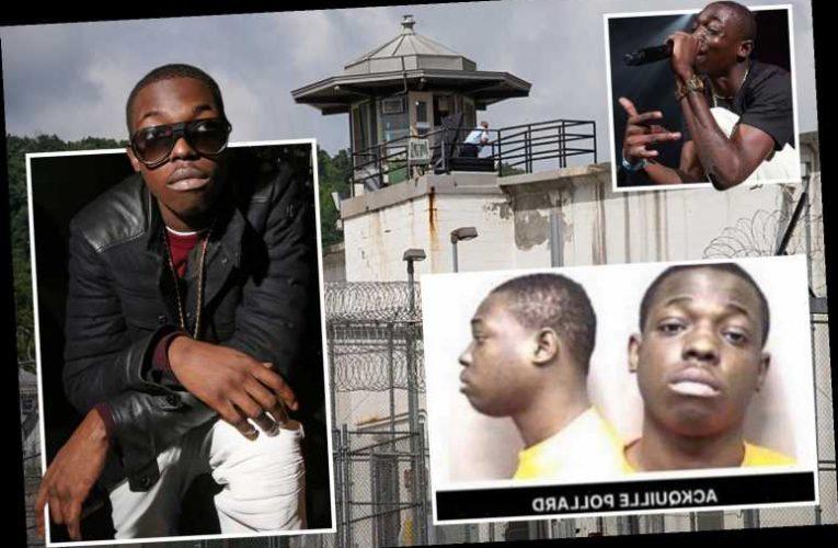 Rapper Bobby Shmurda could get early prison release in WEEKS for good behavior after gun and drug conviction