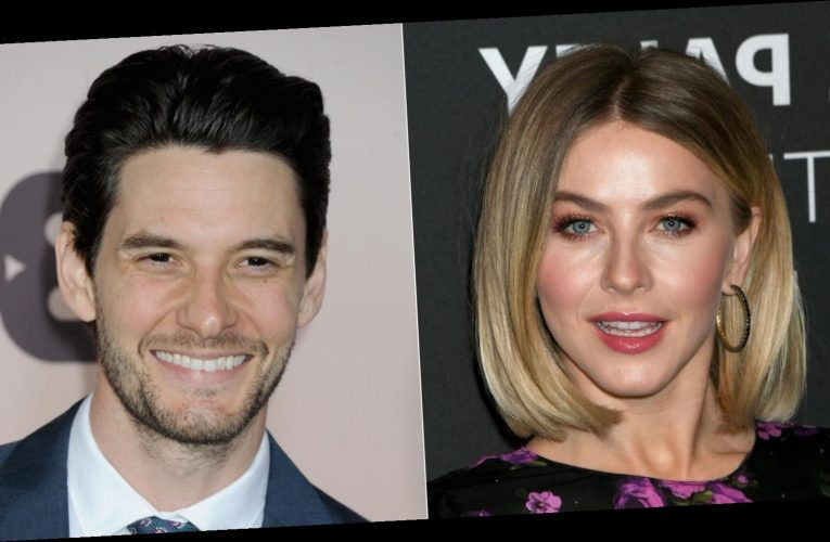 The Truth About Julianne Hough And Ben Barnes
