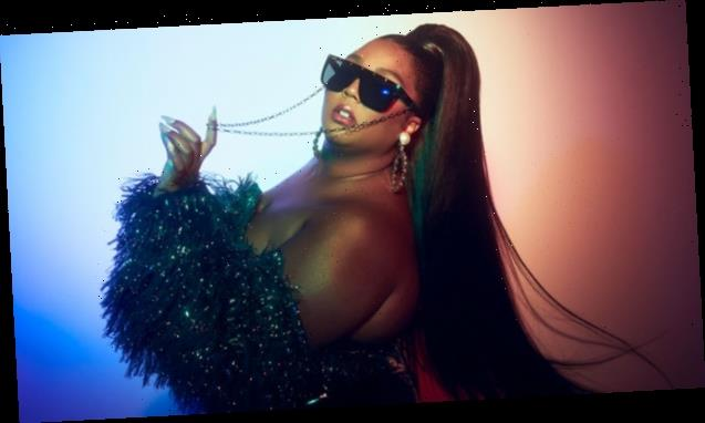 Lizzo Stuns In A Fiery Crop Top & Thong For Hot New Video: 'Can't Wait To Archive This' — Watch