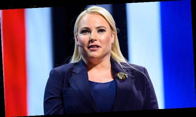 Meghan McCain Claps Back After Right Winger Says 'View' Host Would Be 'Flipping Burgers If Not For' Her Dad