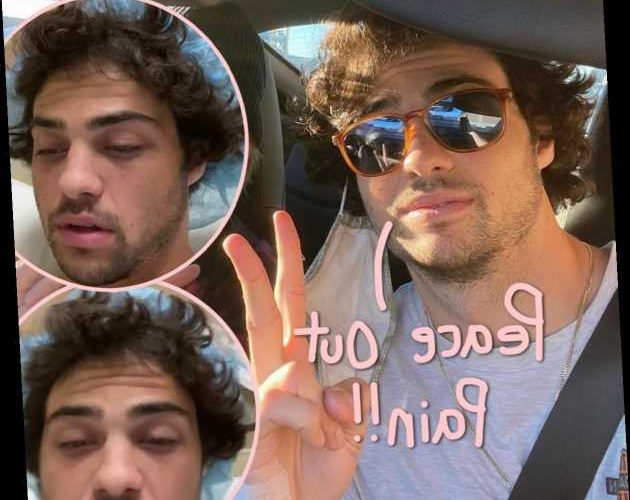 Noah Centineo Has Tonsils Removed After 7 YEARS Of 'Chronic Tonsillitis & Strep Throat'