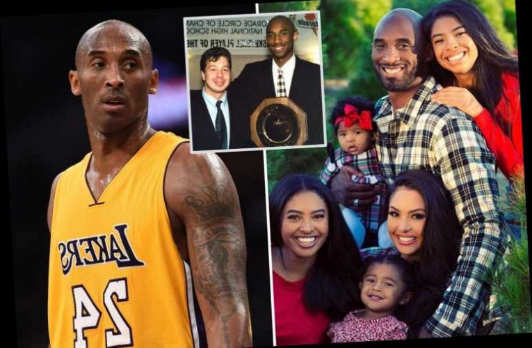 Kobe Bryant's family are staying busy as star 'would have wanted' but 'every day is hard', mentor says on anniversary